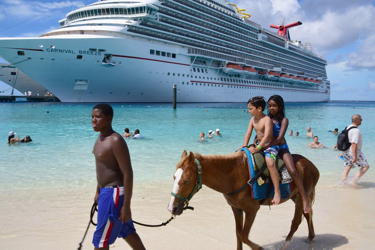 Cruise Ships: Love-Boat Style Romance For Couples?